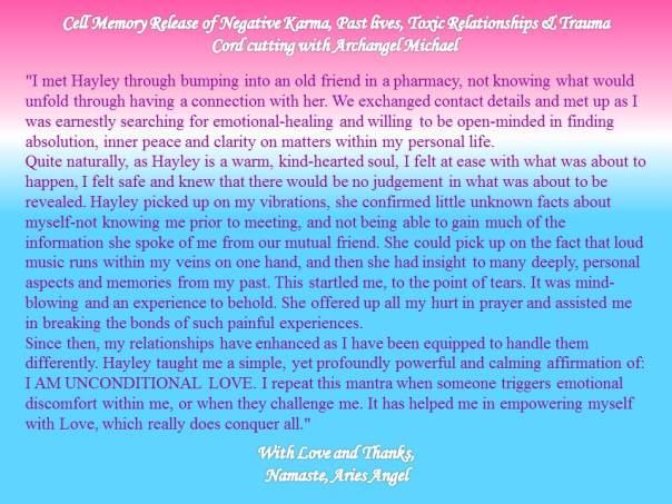 Amy Testimonial