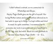 Testimonials instagram