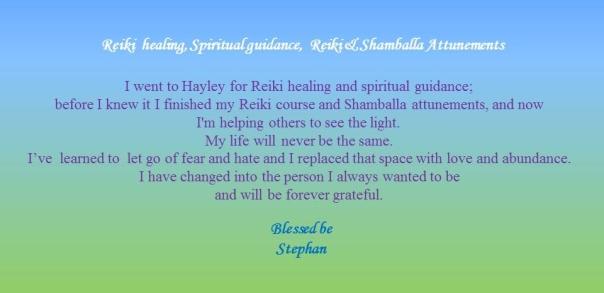 Stephan Testimonial